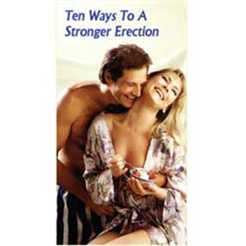 10 ways to a stronger erection