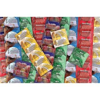 flavored condom sampler