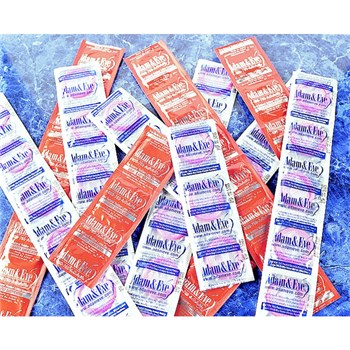 adam and eve ultra thin condoms 13 pack