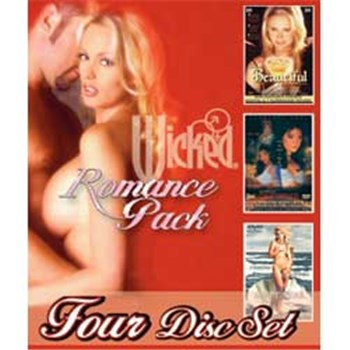 wicked romance 4 disc collection