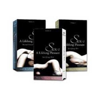 sex a lifelong pleasure three volume set