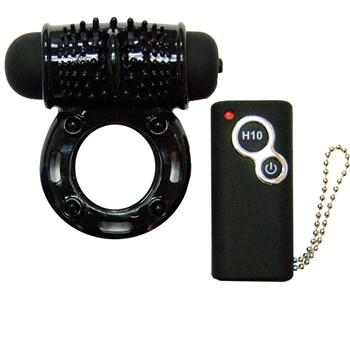 Hero Remote Control Wireless Cock Ring