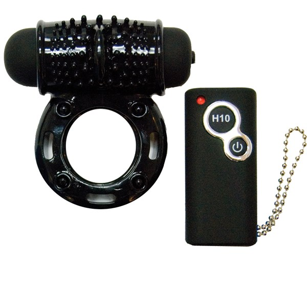 Wireless Vibrating Cock Ring 70