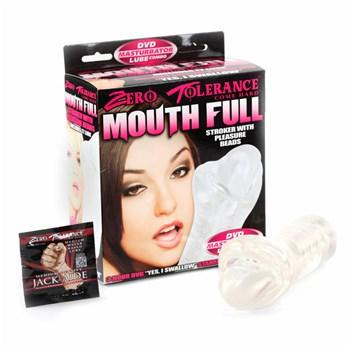 Mouth Full Stroker