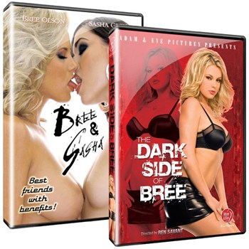 bree olson xxx combo 2 dvd set