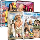 extreme movie 4 dvd pack vi