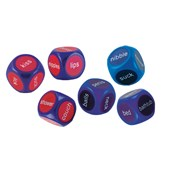 hot and spicy dice