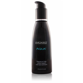 Wicked Aqua water based lube