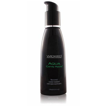 Wicked Aqua Candy Apple Lube