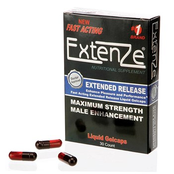 extenze fast acting liquid gelcaps