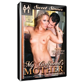 my girlfriends mother vol 3