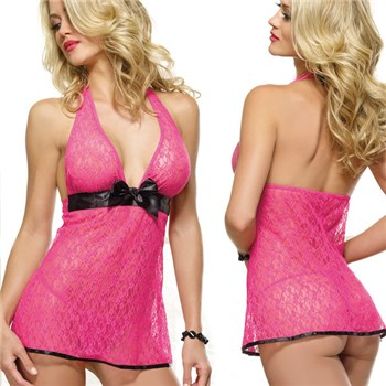 lace dreams babydoll