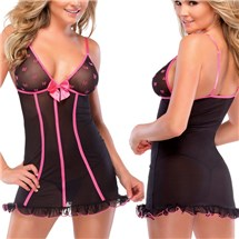sweet bows chemise