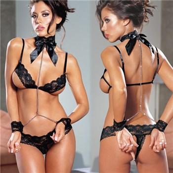 fantasy bondage set