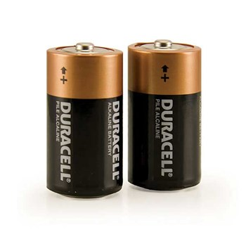 Duracell C 2 Pack at BetterSex.com
