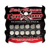 zt evolved batteries lr44ag13a76 12 pack