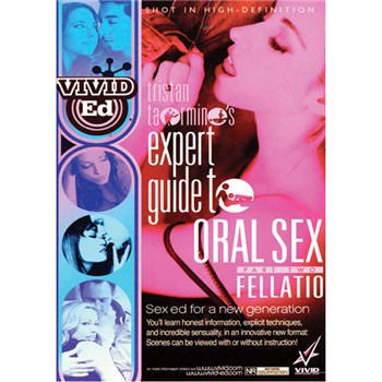 The expert guide to oral sex