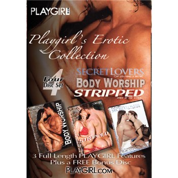 playgirls erotic collection