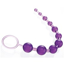 A&E X-10 Anal Beads at BetterSex.com