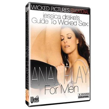 Jessica Drake's Guide to Anal Play for Men at BetterSex.com