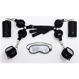 50 Shades Of Grey Bed Hard Limts Bed Restraint Kit at BetterSex.com