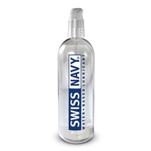 Swiss Navy Silicone Lubricant 8 oz at BetterSex.com