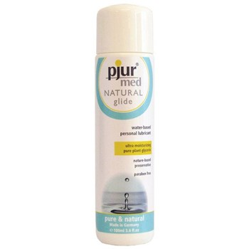 Pjur Natural Glide Lube at BetterSex.com