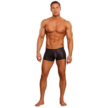 Black Cobra Mini Shorts at BetterSex.com