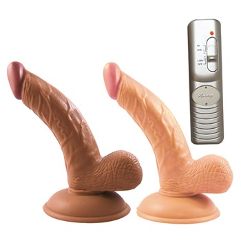 all american 4 vibrating dildo