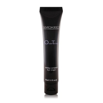 Wicked Overtime Delay Cream at BetterSex.com