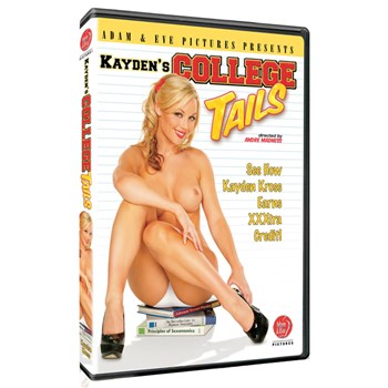 Kayden`s College Tails at BetterSex.com