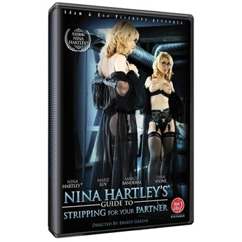 nina hartleys guide to stripping for your partner