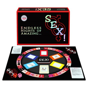 sex the board game