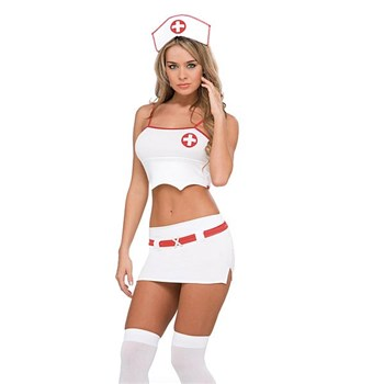 naughty nurse uniform