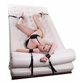 bedspread restraint system