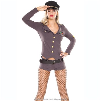 General Sexy Uniform at BetterSex.com