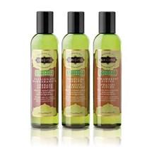 Kama Sutra Naturals Massage Oil at BetterSex.com