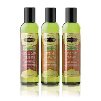 Kama Sutra Naturals Massage Oil at BetterSex.com