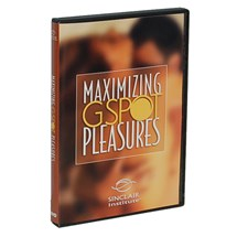 maximizing g spot pleasures