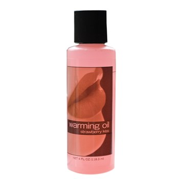 Strawberry Kiss Warming Lotion