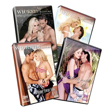 Wicked Passions 4 Pack at BetterSex.com