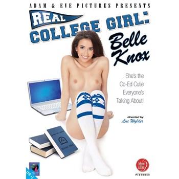 RealCollegeGirlsBelleKnox.com