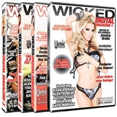 wicked digital magazine collection