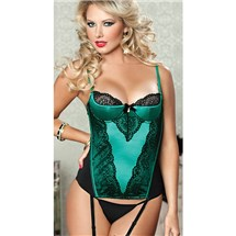 simply stunning bustier
