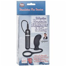 dr joels 10 function prostate massager and ring