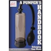 a pumpers handbook to enlarging your penis