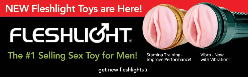 New Fleshlight Toys are Here!