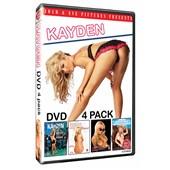 kayden dvd 4 pack