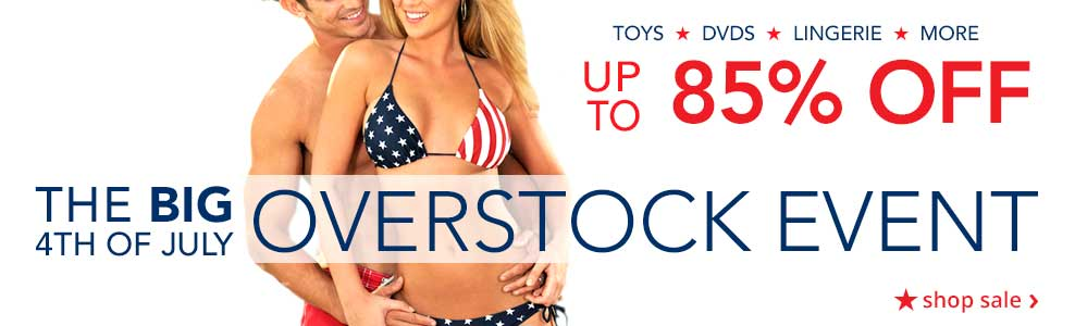 Big Overstock Event up to 85% Off