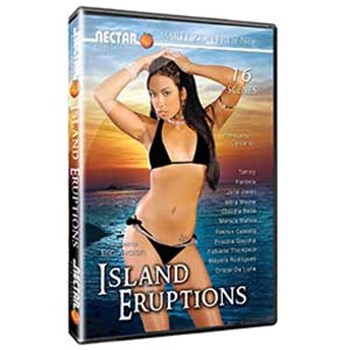 island eruptions